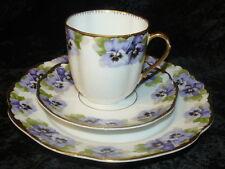 Rosenthal Viktoria Luise 3 tlg. Kaffeegedeck Hohe Form