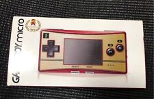 Nintendo Game Boy MIcro 20th Anniversary Famicom Color Mario Console Japan NEW