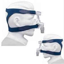 Universal Blue Respironics Comfort Gel Full Face Mask Headband Without Mask
