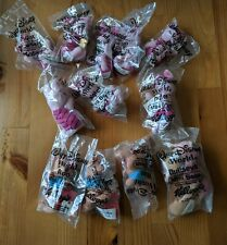 Kellogg's Mini Beans Lot Roo, Piglet, Bullseye