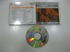 STAN GETZ & THE OSCAR PETERSON TRIO CD GERMANY THE SILVER COLLECTION VERVE