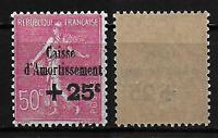 FRANCE - 254** - Cote/75.00.eur - TTB/MNH.