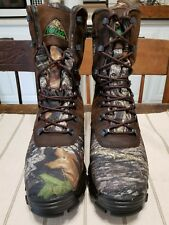 """Rocky 9"""" Sport Utility Max- 7481- US size 10M- Men's Hunting Boots - dry & warm"""