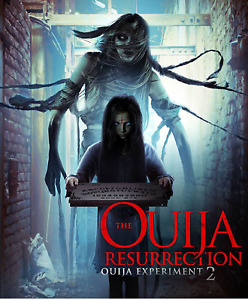 THE OUIJA RESURRECTION 2 (DVD, 2014, Widescreen) Justin Armstrong  NEW SEALED
