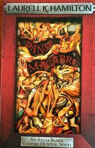 DANSE MACABRE An Anita Blake Vampire Hunter Novel By Laurell K Hamilton AS NEW