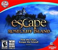 Escape Rosecliff Island PC Games Windows 10 8 7 XP Computer hidden object seek