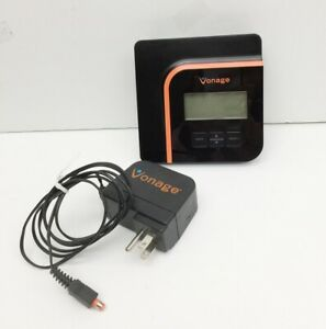 Vonage VDV21-VD Internet 2-Line  Telephone Box  VOIP Adapter + Power Cord