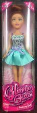 Brand New Glimma Girlz Fantasy Doll 11� Lite Skin Blue-green Eyes 3+ Funville Ut