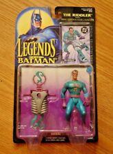 Legends Of Batman The Riddler Question Launcher Action Figure Sealed Kenner 1995