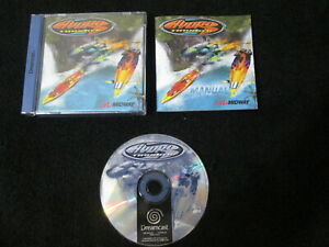 DC : HYDRO THUNDER - Completo ! Dreamcast - CONSEGNA IN 24/48H !