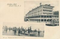 ATLANTIC CITY NJ - Haddon Hall - udb (pre 1908)