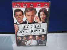 The Great Buck Howard dvd *New Sealed NBO Super Fast Shipping + Tracking*