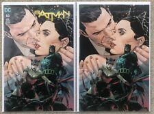 Batman Rebirth #50~Comic Sketch Art Exclusive~Clay Mann,Covers A,C Variants~NM