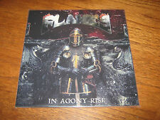 "FLAMES ""In Agony Rise"" LP  possessed kreator"
