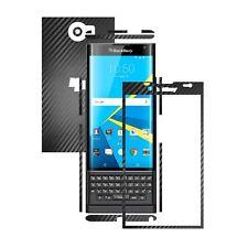 1+1GRATIS Skin Carbonio,Full Body Cover,Pellicola Protettiva per BlackBerry Priv