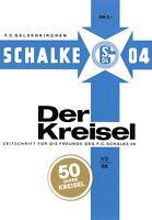 Schalker Kreisel 2016 Sonderausgabe 50 Jahre Vereinsmagazin FC Schalke 04