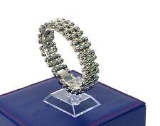 Aragon 8.75 Inspired Polish Stainless Steel Men 22 mm  chain Bracelet