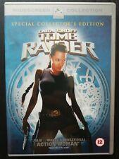 Tomb Raider DVD Lara Croft Special Collectors Edition Widescreen Collection