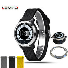 F69 Blutooth IP68 Waterproof Pedometer Heart Rate Smart Watch For IOS Android