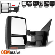 Fit 2004-2006 Ford F150 Driver Side Extendable LED Signal Power Towing Mirror