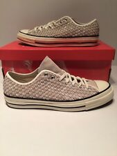 Converse First String Chuck Taylor All Star 70 1970s Woven Suede 151245C 10