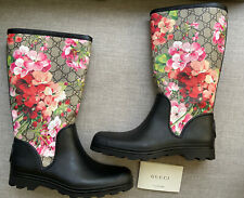 Gucci Floral Boots for Women for sale
