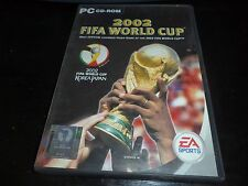 Coupe du Monde FIFA 2002 PC Jeu de Football