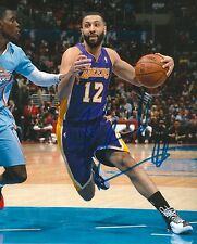 KENDALL MARSHALL signed LOS ANGELES LAKERS 8X10 PHOTO COA