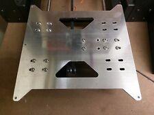 Wanhao, Maker Select Duplicator i3 or i3 Plus Y Carriage Upgrade – 3mm Aluminium