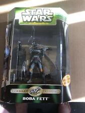 Star Wars Special Edition - Rocket-Firing Backpack Boba Fett 300th Action Figure