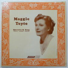 MAGGIE TEYTE Operetta & Song LP LONDON 1964 SEALED Lh178