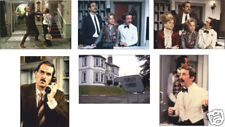 Fawlty Towers John Cleese 6 Card POSTCARD Set Ph