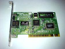 Netzwerkkarte NIC D-Link DFE-530TX PCI 100 MBit OK