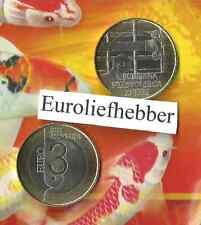 Slovenië     3 Euro Bimetaal    2010  UNESCO   IN STOCK