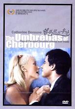 The Umbrellas Of Cherbourg (1964) / Catherine Deneuve / DVD, NEW