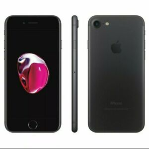 Apple iPhone 7 32GB Black - Factory Sealed - NEW Phone - Total Wireless