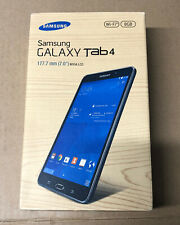 Samsung Galaxy Tab 4 SM-T230 8GB, Wi-Fi, 7in - Black
