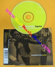 CD singolo LENNY KRAVITZ AGAIN 2000 no mc lp vhs dvd (S5)