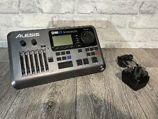 Alesis DM10 Studio Electronic Drum Module Brain / Accessory c/w Power Adapt