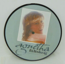 "Agnetha Faltskog The Heat Is On / Man 7"" PICTURE DISC WA 3436! NM, & Ships Free!"