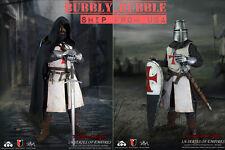 COOMODEL Series Of Empires Knight Templar 1/6 Figure Set SE005 SHIP FROM USA