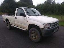 toyota hilux 2.4 d4wd