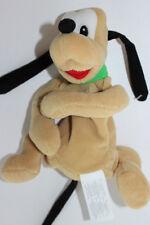 "The Walt Disney Company Pluto Bean Bag Plush Toy 7"" Tall"