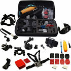 Accessories Kits Head Chest Mount Floating Monopod for GoPro Hero 4/3+/3/2/1