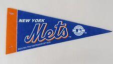 """MLB NL New York Mets - Mini 9"""" Baseball Pennant Rico Tag Express"""