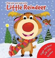 Hand Puppet Reindeer. Story book for interactive reading at Christmas (Finger Pu