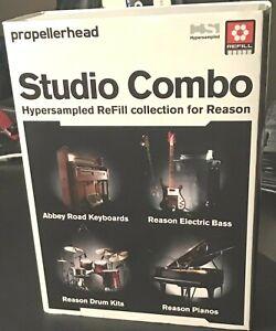 Propellerhead (Reason Studios) Studio Combo Refills Collection for Reason
