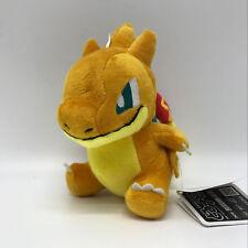 "Pokemon Sun/Moon Plush Mega Charizard Y #006 Soft Toy Stuffed Animal Teddy 6.5"""