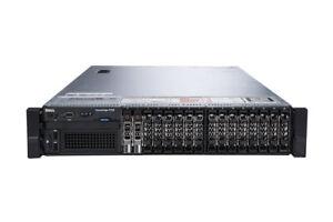 Dell PowerEdge R720 2x Six-Core E5-2640 2.50GHz 32GB Ram 2x 800GB SSD 2U Server
