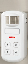 Motion Alarm Security Home, Garage, Office, Motion Detector Password Setting